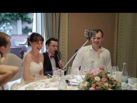 Russische Tamada aus Mössingen 😍 für Ihre deutsch-russische oder rein russische Hochzeit 🔥