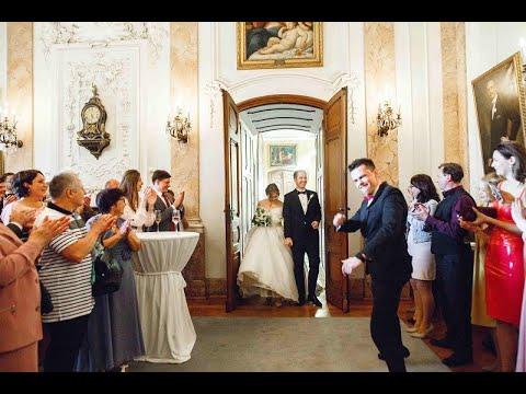 Hochzeitsmoderator aus Chemnitz 😍 für Ihre deutsch-russische Hochzeit 🔥