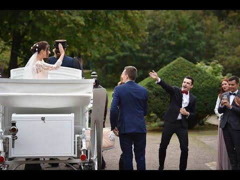Hochzeitsmoderator aus Frankfurt am Main 😍 für Ihre deutsch-russische Hochzeit 🔥