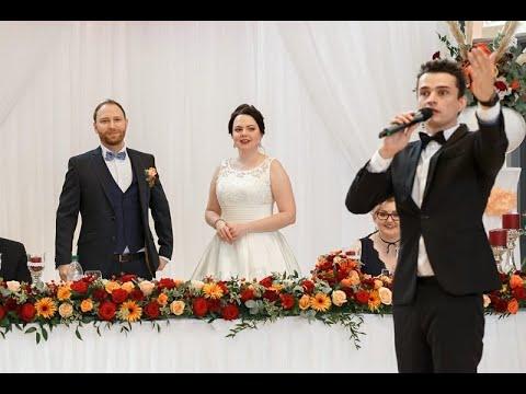 Hochzeitsmoderator aus Wien 😍 für Ihre deutsch-russische Hochzeit 🔥