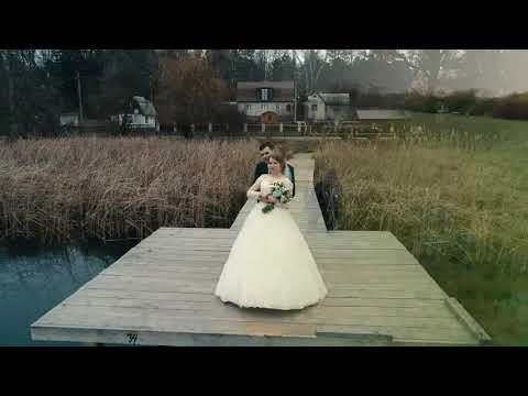 Drohnenaufnahmen für Ihre wunderschöne Hochzeit