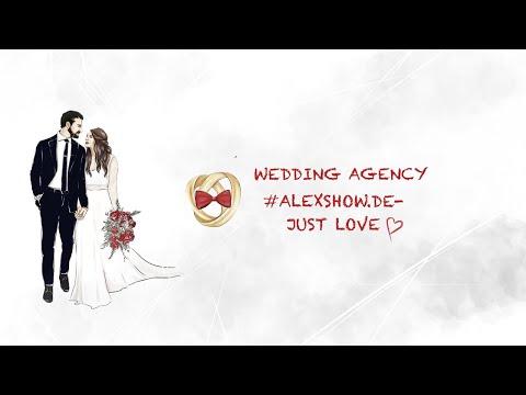 #ALEXSHOW.DE - just love | Tamada für Ihre großartige deutsch-russische Hochzeit