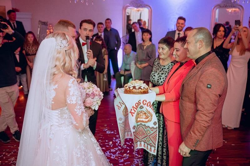 Brot & Salz - russischer Hochzeitsbrauch