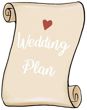 Hochzeitsplan