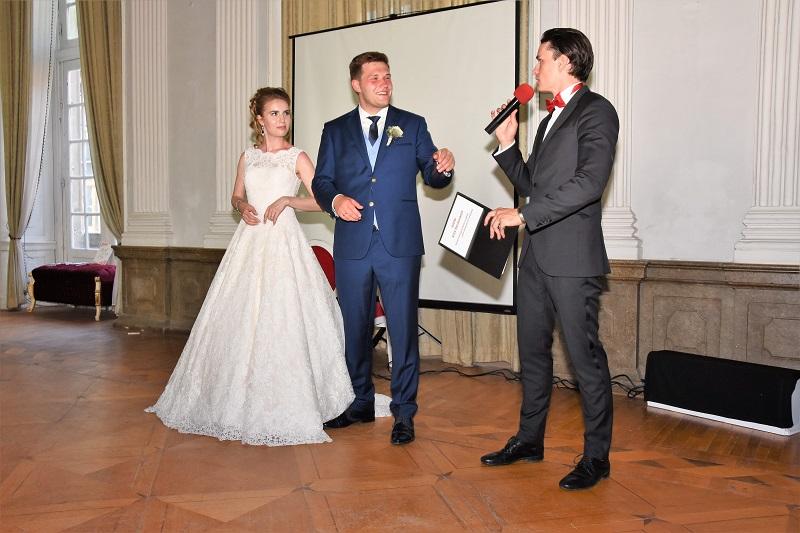 Tamada für russische Hochzeit