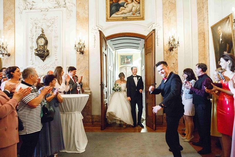 Russische Tamada Stöbnitz für Ihre Hochzeit