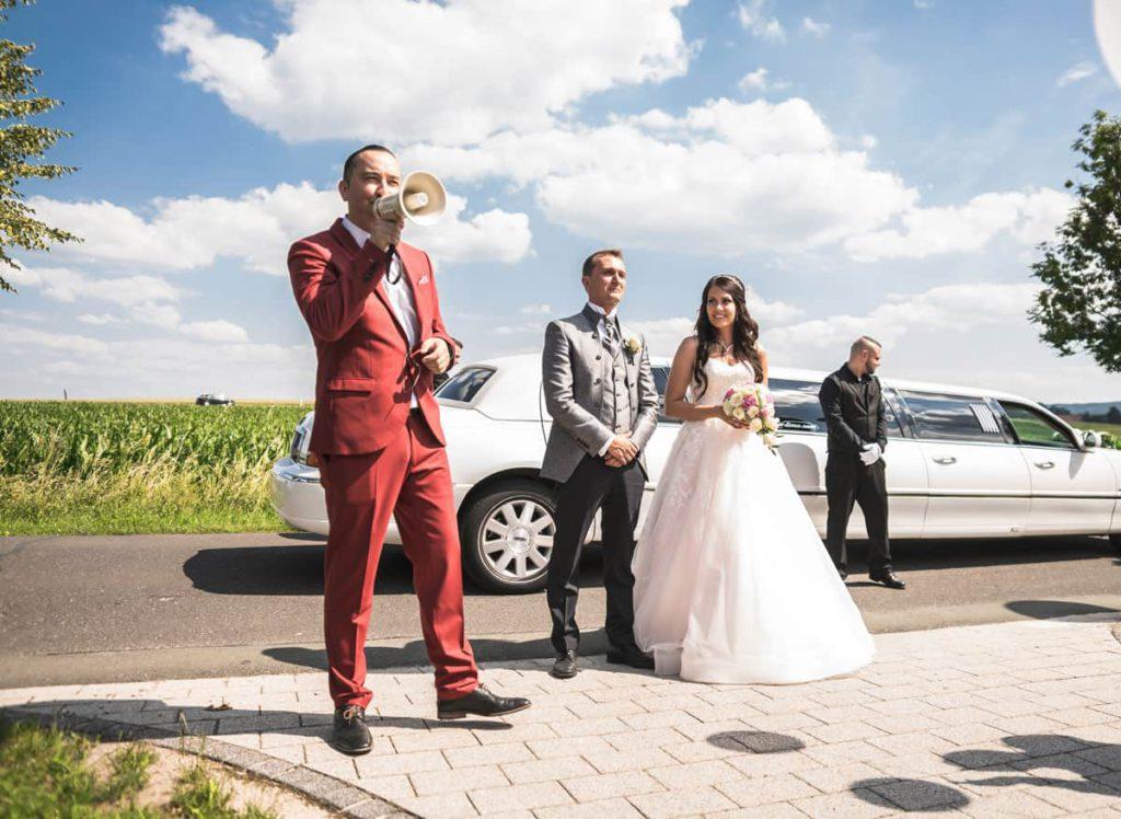 Tamada Andrey Singer aus Nürnberg für Ihre Hochzeit