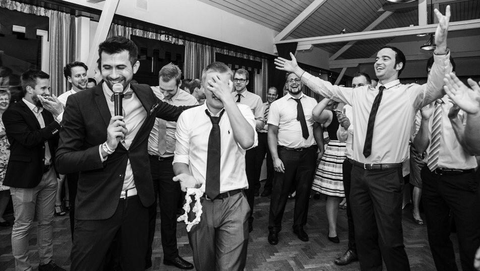 Tamada deutsch russische Hochzeit Sergey Fröhlich