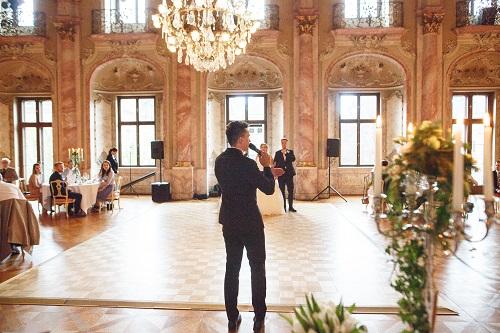 Professioneller Tamada auf deutsch und russisch (als Übersetzer) für Ihre Hochzeit