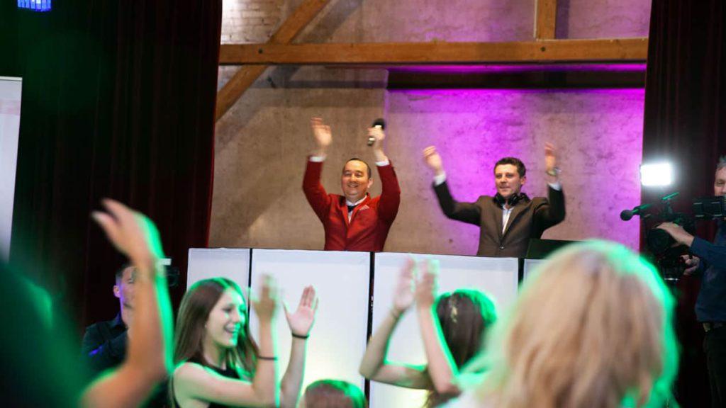 Tamada Andrej Singer für Ihre russische Hochzeit in Nürnberg