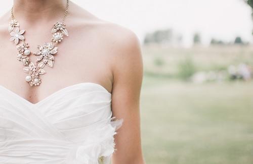 Hochzeitskleid - russische Hochzeit