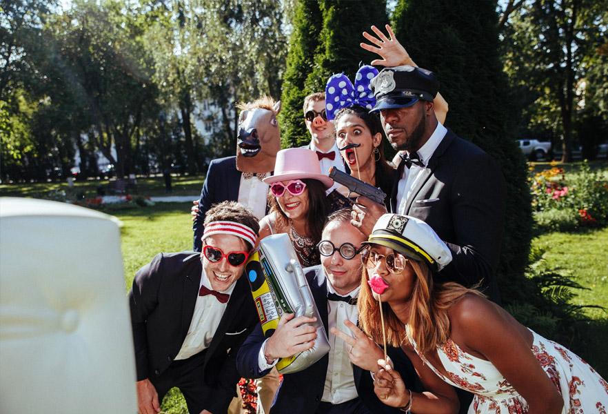 Photobox für Ihre grossartige Veranstaltung