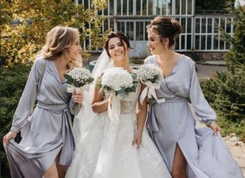 Trauzeugen bei einer russischer Hochzeit sein