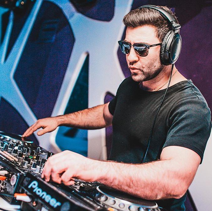 Russischer Hochzeits DJ