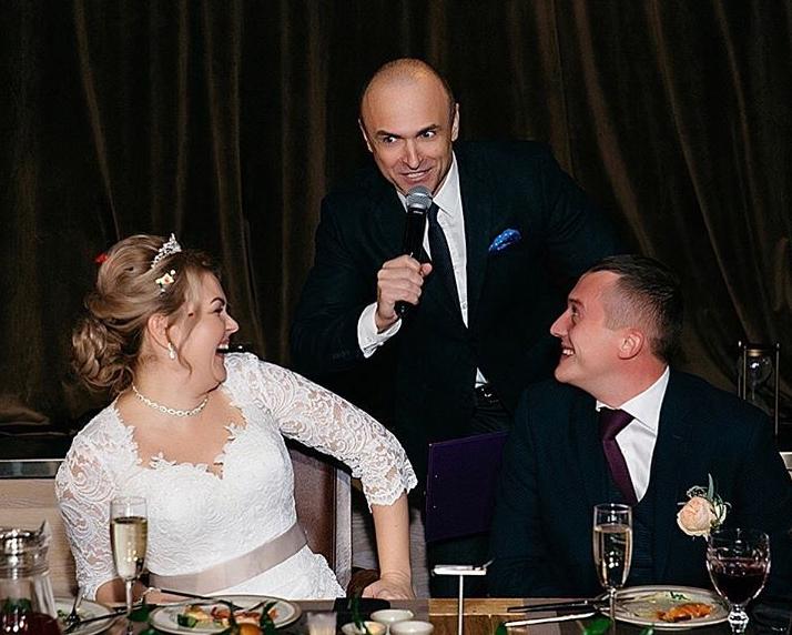 Tamada, Moderator aus Magdeburg für Ihre russische oder deutsch-russische Hochzeit