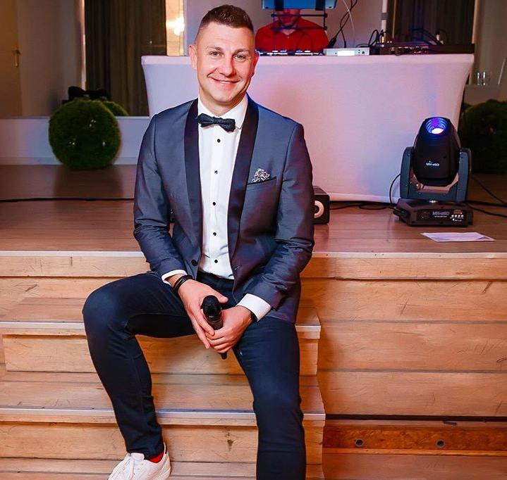 Tamada, Moderator aus Nagold für deutsch-russische Hochzeit