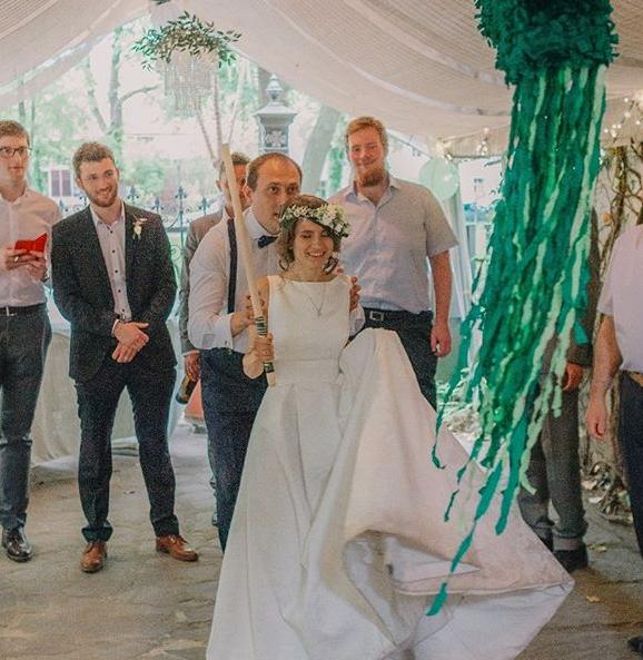 Tamada, Moderator aus Schleswig-Holstein für deutsch-russische Hochzeit