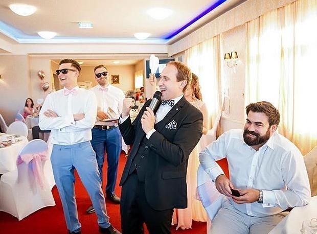 Tamada, Moderator aus Sachsen-Anhalt für deutsch-russische Hochzeit