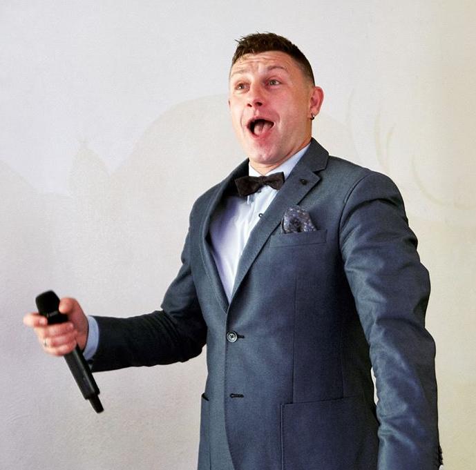 Tamada, Moderator aus Erftstadt für deutsch-russische Hochzeit