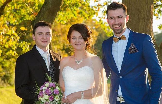 Tamada, Moderator aus Saarland für deutsch-russische Hochzeit