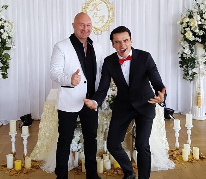 Tamada, Moderator aus Göppingen für deutsch-russische Hochzeit