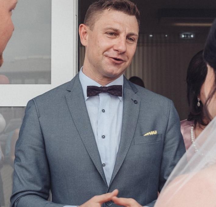 Tamada, Moderator aus Euskirchen für deutsch-russische Hochzeit