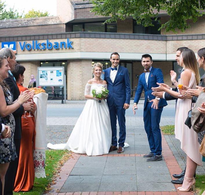 Tamada, Moderator aus Leimen für deutsch-russische Hochzeit