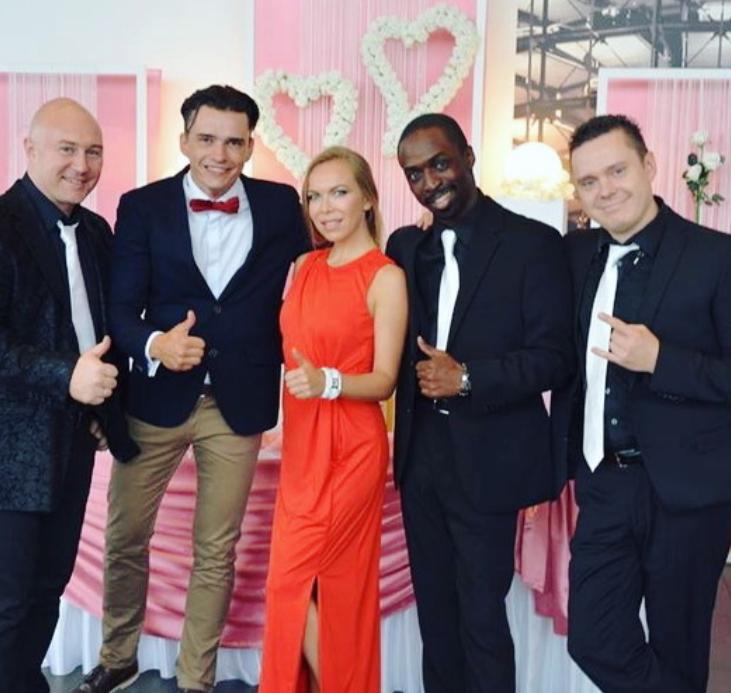 Tamada, Moderator aus Karlsruhe für deutsch-russische Hochzeit