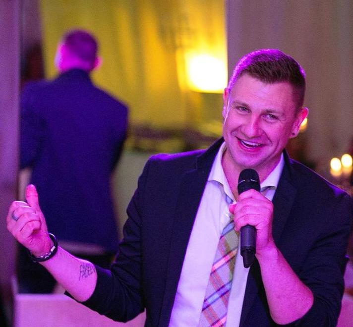 Tamada, Moderator aus Delmenhorst für deutsch-russische Hochzeit