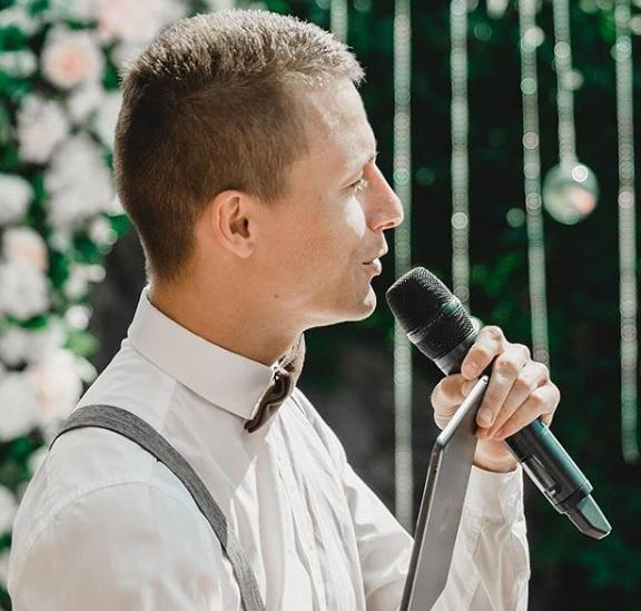 Tamada, Moderator aus Nürnberg für Ihre russische, oder deutsch-russische Hochzeit