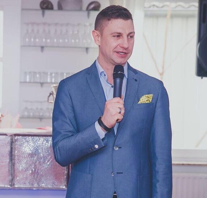 Tamada, Moderator aus Sinsheim für deutsch-russische Hochzeit