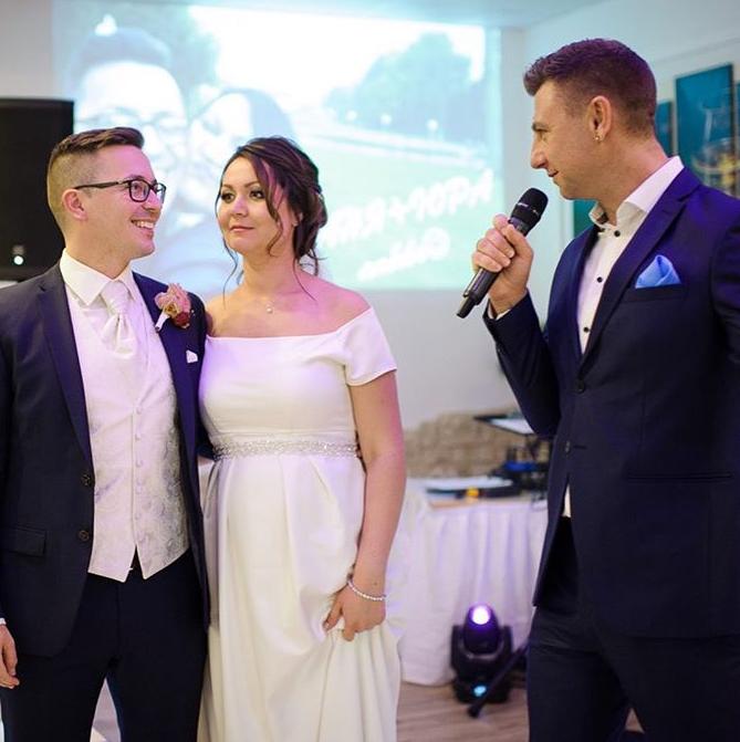 Tamada, Moderator aus Würzburg für deutsch-russische Hochzeit