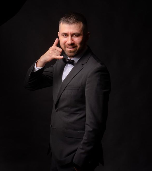 Tamada, Moderator aus Senden für deutsch-russische Hochzeit