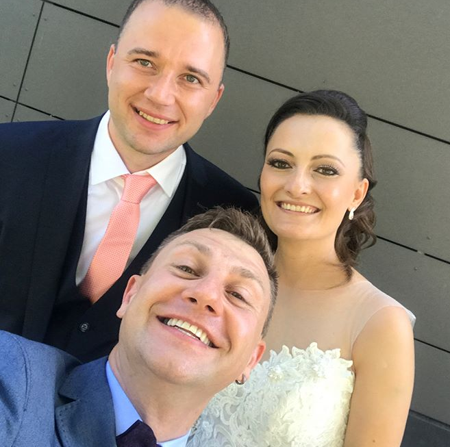 Tamada, Moderator aus Bünde für deutsch-russische Hochzeit