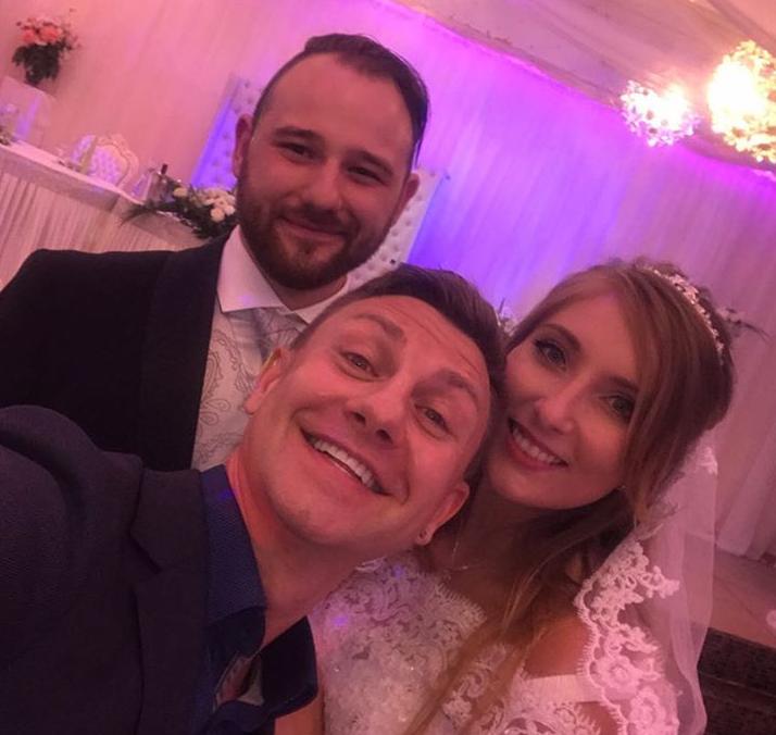 Tamada, Moderator aus Lahr für deutsch-russische Hochzeit