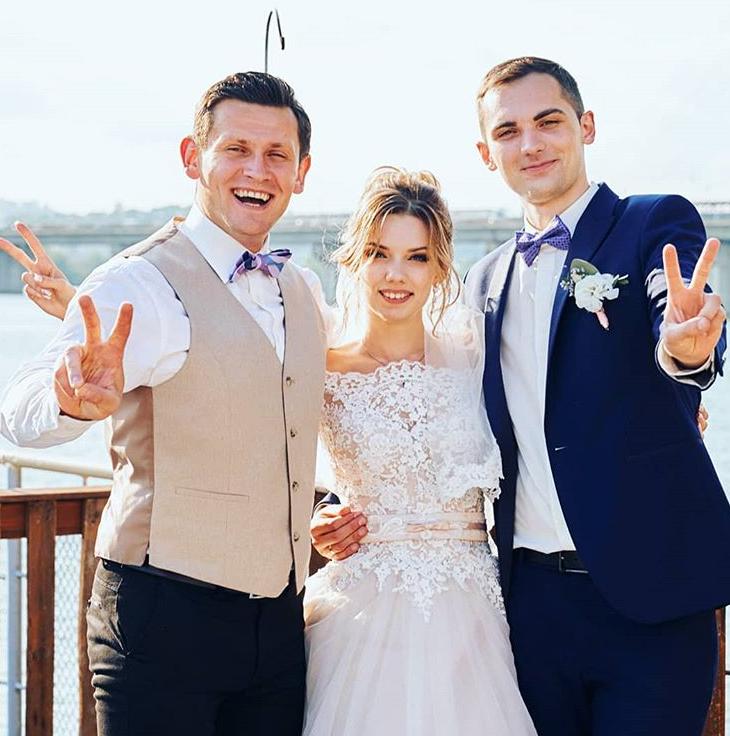 Tamada, Moderator aus Solingen für ihre deutsch-russische Hochzeit