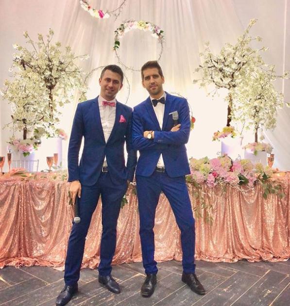 Tamada, Moderator aus Fulda für deutsch-russische Hochzeit