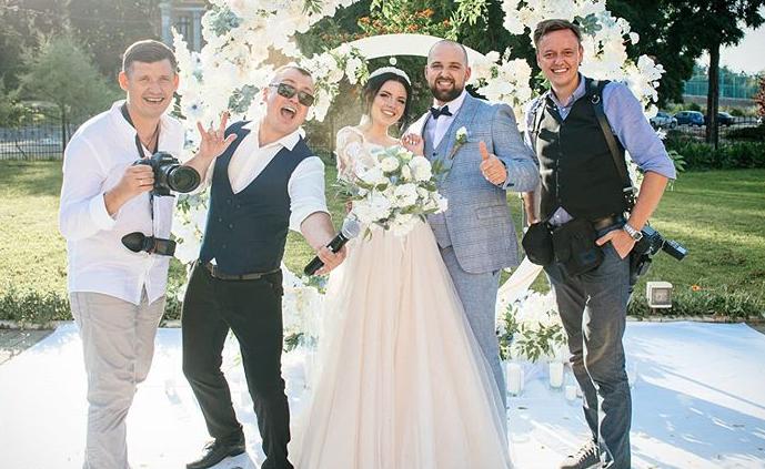 Russische Hochzeit Tamada