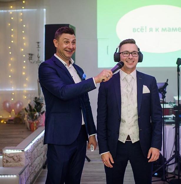 Tamada, Moderator aus Amberg für deutsch-russische Hochzeit