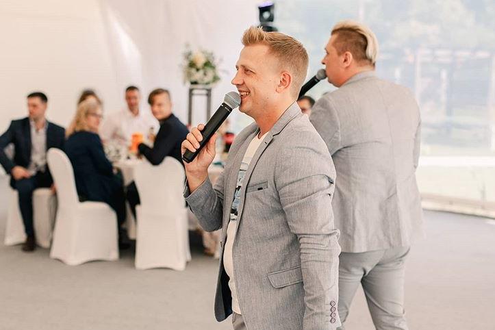 Tamada, Moderator aus Würzburg für ihre deutsch-russische Hochzeit