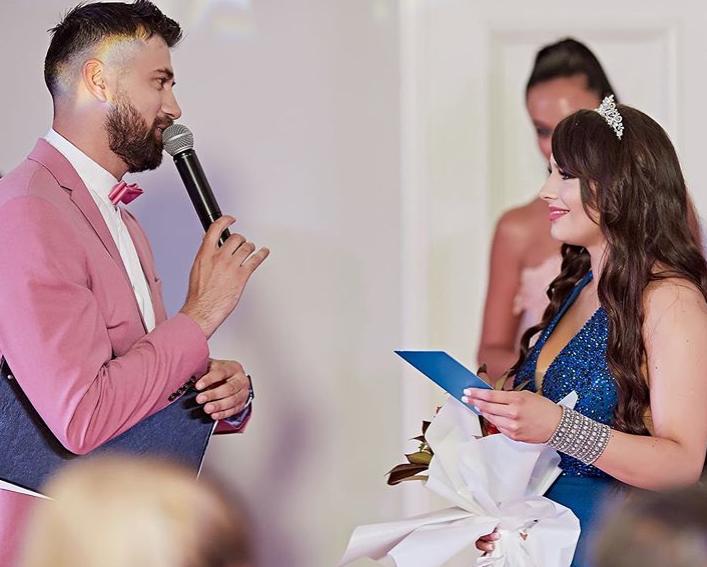 Tamada, Moderator aus Mössingen für deutsch-russische Hochzeit