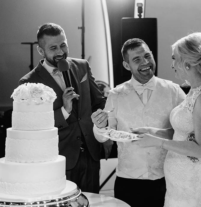 Tamada, Moderator aus Soest für deutsch-russische Hochzeit