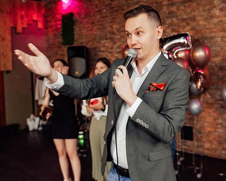 Tamada, Moderator aus Trier für russische Hochzeit