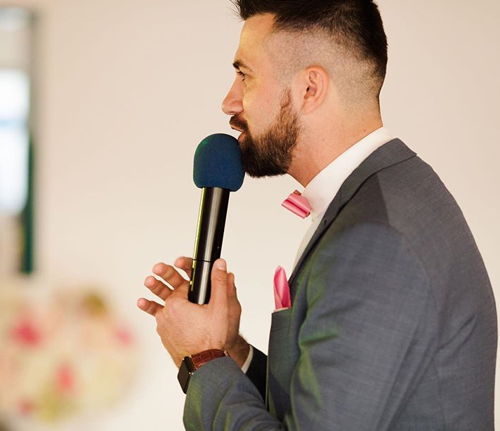 Tamada, Moderator aus Saarbrücken für deutsch-russische Hochzeit
