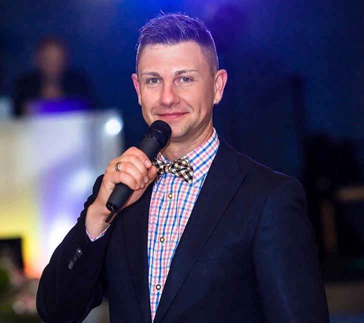 Tamada, Moderator aus Bayreuth für deutsch-russische Hochzeit