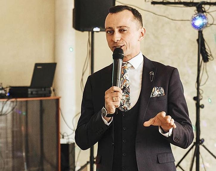 Tamada, Moderator aus Bergisch Gladbach für russische Hochzeit