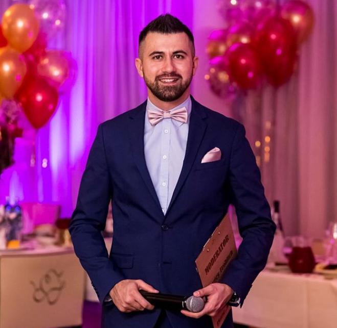Tamada, Moderator aus Hof für deutsch-russische Hochzeit