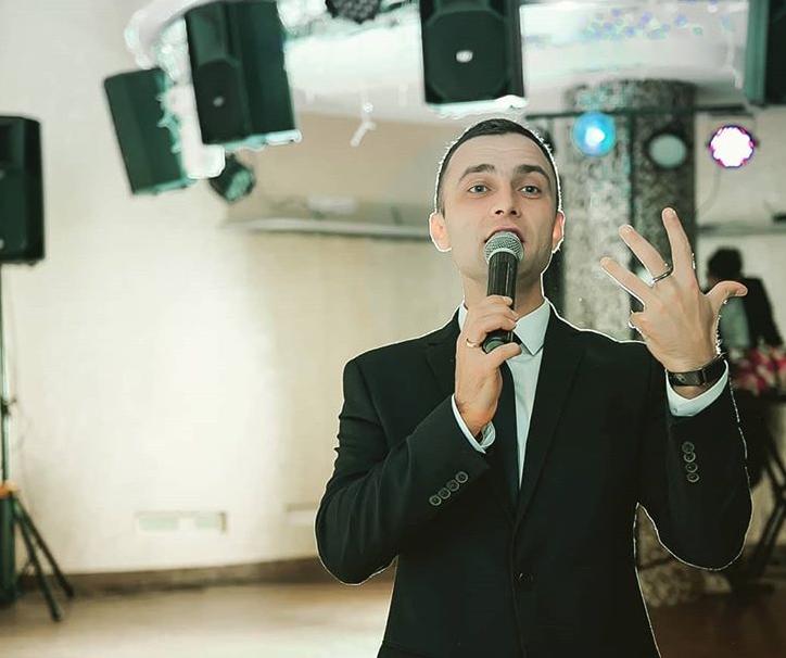Tamada, Moderator aus Günzburg für deutsch-russische Hochzeit