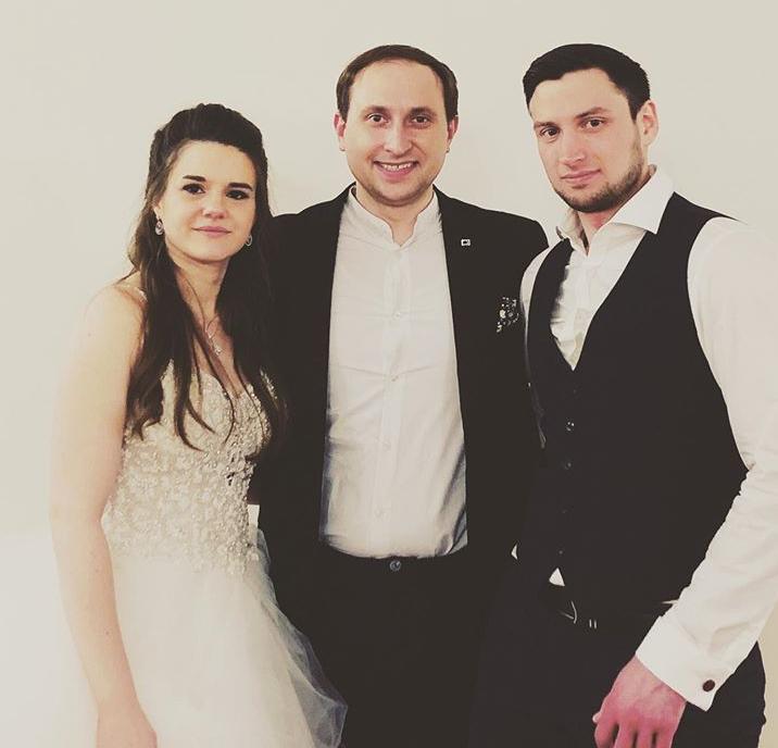 Tamada, Moderator aus Kempten für deutsch-russische Hochzeit