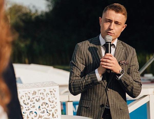 Tamada, Moderator aus Göttingen für russische Hochzeit